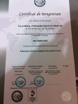 Certificare ISO 22000:2005
