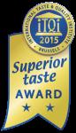 Superior Taste Award 2015 pentru  Luna Solai,  uleiul de dovleac obtinut prin presare la rece