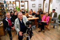 Vizita jurnaliști și responsabili cu comunicarea, 14 Mai