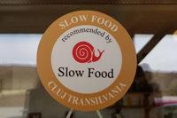 Recunoașterea ca membru Slow Food Cluj Transilvania, 12 martie